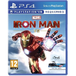 "Juego ps4 -  marvel""s..."