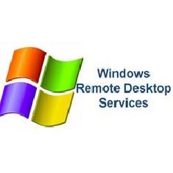 Windows terminal server...